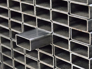 P5 Alloy Steel Rectangular Pipe